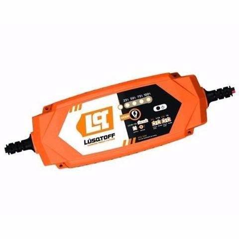 Cargador Mantenedor De Bateria Smart Lct-7000 Lusqtoff