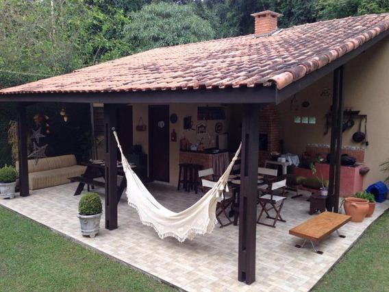 Casa Totalmente Térrea, Com 853,20 M2 De Terreno - Ca0072