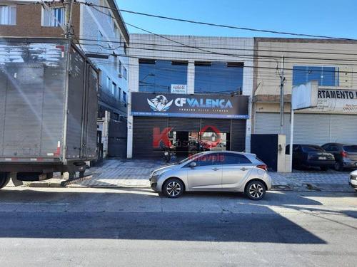 Imagem 1 de 30 de Loja Com Sobreloja À Venda, 460 M² Por R$ 3.500.000 Em Local Privilegiado Na Vila Cascatinha - São Vicente/sp. - Lo0325