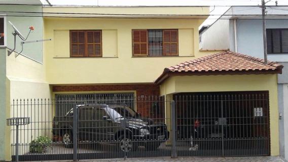 Lindo Sobrado À Venda - 3 Quartos - 3 Vagas - Jordanópolis - São Bernardo Do Campo - Sp - 13796