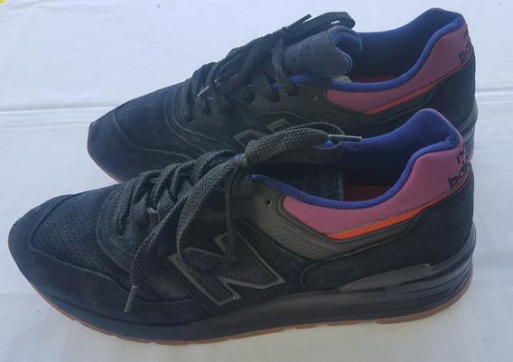 Zapatillas New Balance M997 Made In Usa Originales Importada