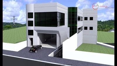 Prédios Comerciais Para Alugar Em Mairiporã/sp - Alugue O Seu Prédios Comerciais Aqui! - 1386087