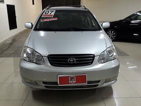 Toyota Fielder Xei 1.8 Aut 2007