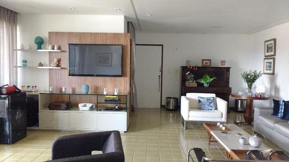 Apartamento Em Casa Forte, Recife/pe De 291m² 4 Quartos À Venda Por R$ 1.350.000,00 - Ap260880