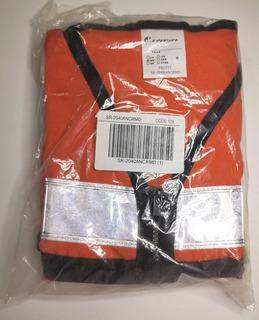 Chaleco Ejecutivo - Naranja Jefe Obra 1034