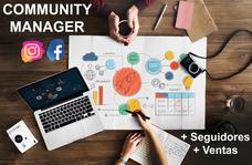 Manejo De Redes Sociales   Community Manager