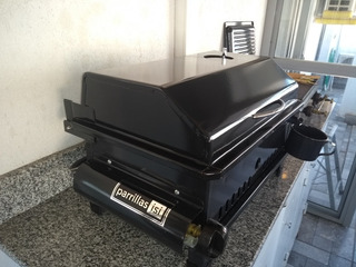 Parrilla A Gas Isi