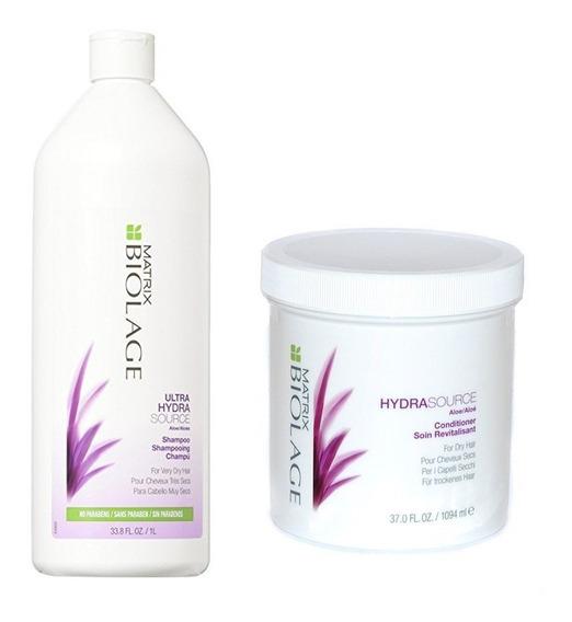 Shampoo Y Acondicionador De Litro Biolage - Matrix - Loreal