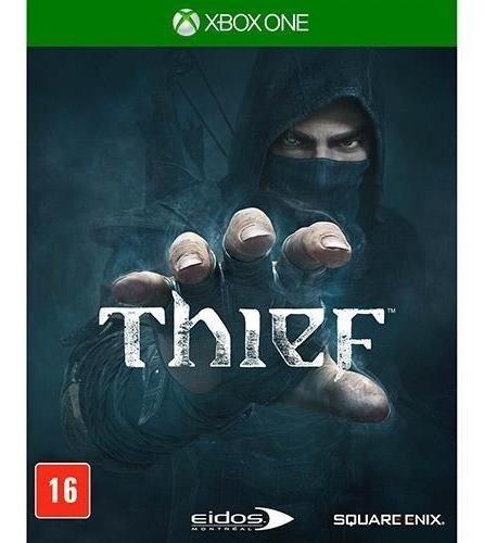 Xbox One Jogo Thief Mídia Física Novo E Lacrado