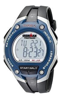 Reloj Timex Ironman Tradicional De 30 Vueltas De Gran Tamaa