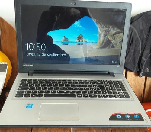 Imagen 1 de 5 de Notebook Lenovo Ideapad 300