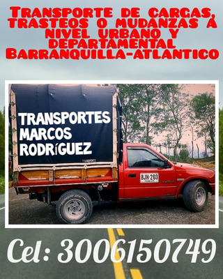 Transportes, Mudanzas O Trasteos.
