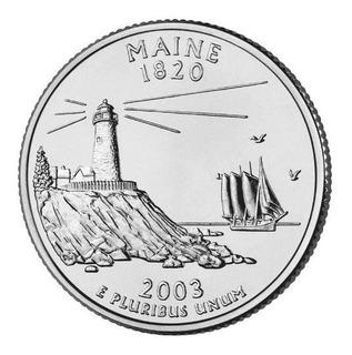 2003-p Distrito Estatal De La Bu De Maine