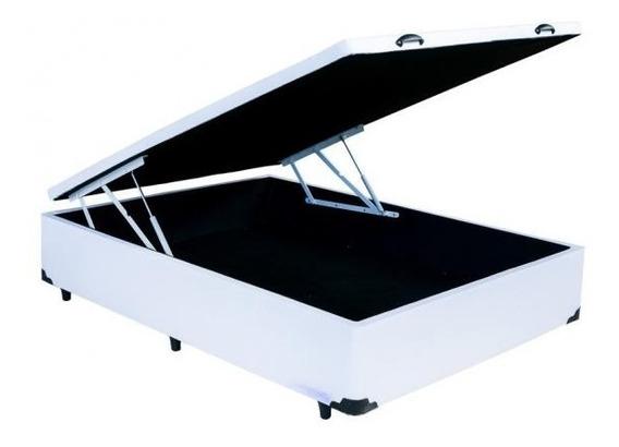 Cama Box Baú Casal Reforçada Fabricação Própria