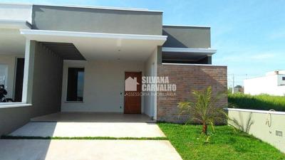 Casa À Venda No Condomínio Village Moutonnée Em Salto. - Ca6642