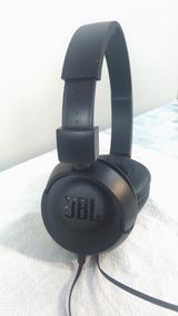 Headphone Jbl T450 Preto Com Microfone