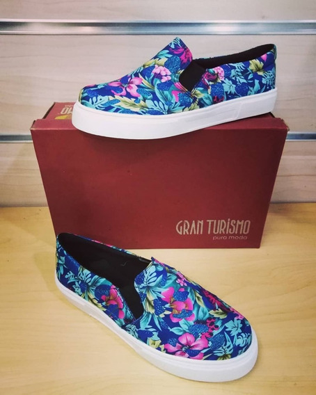 Zapatos Gran Turismo Para Damas