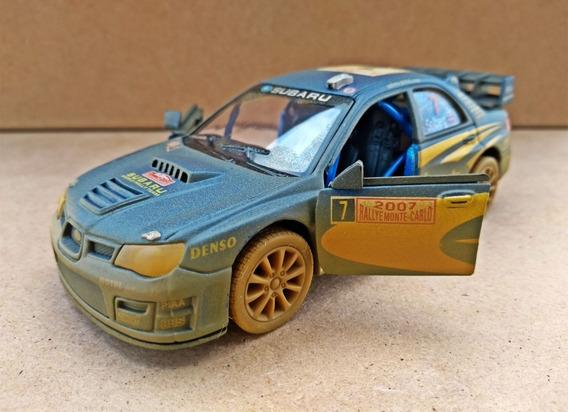 Miniatura Subaru Imprenza Wrc 2007 - Escala 1/32