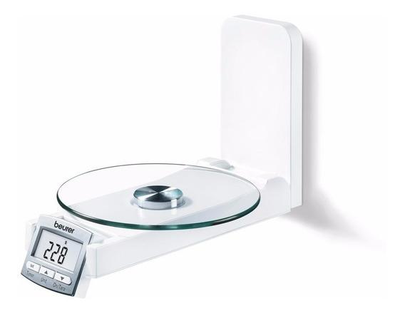 Bascula Digital De Pared Blanca (1gr A 5kg) Ks52 Beurer!!!