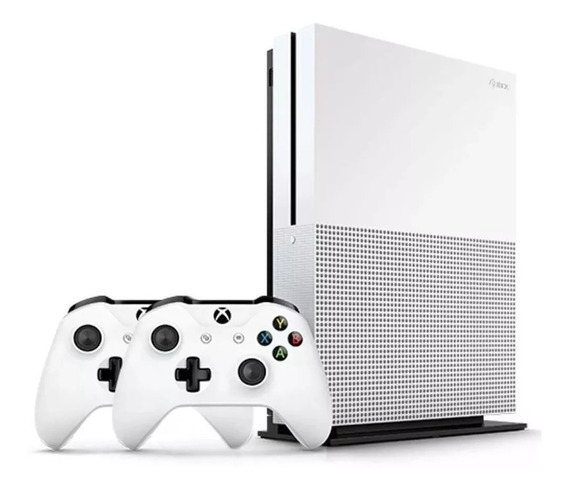 Consola Xbox One S 4k Ultra Hd - Gtia Oficial Xbox
