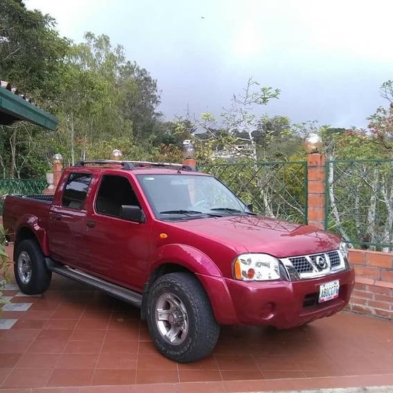 Nissan Frontier Motor 2.4 A Gasolina