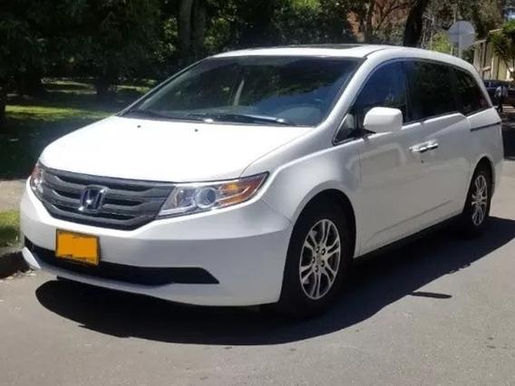 Honda Odyssey Ex L At 2011