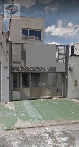 Galpão À Venda, 330 M² Por R$ 1.192.000 - Barra Funda - São Paulo/sp - Ga0073