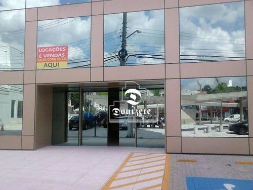 Loja Para Alugar, 271 M² Por R$ 21.900,00/mês - Rudge Ramos - São Bernardo Do Campo/sp - Lo0285