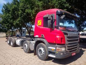 Scania P310 Bitruck 2012 33.20 Pbt 310cv
