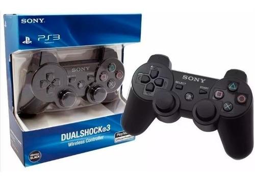 Control Gamepad Para Play Station 3 Inalambrico Recargable