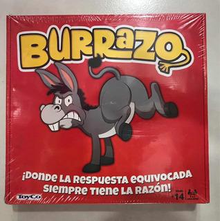 Burrazo Juego De Mesa Toyco Original