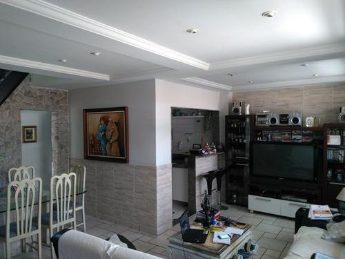 Casa Triplex Com Terraço Na Tijuca!!! - 19253