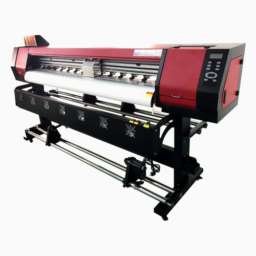 Plotter De Impressão Digital 1.90m Xp600 Rebobinador
