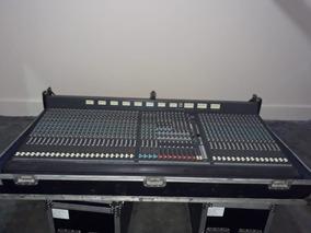 Mesa De Som,console, Soundcraft K2, 48c, P/ Estúdio
