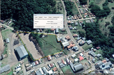 Terreno Em Sao Jose Do Cerrito (centro) 16.492m² 60 Lotes
