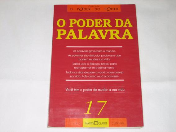O Poder Da Palavra - Coleção O Poder Do Poder - Vol.17 -1995