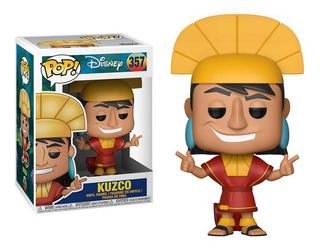 Funko Pop Disney Kuzco 357 Original Nuevo