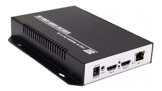 Encoder Hdmi Por Tcp / Ip Hls Video Server Streaming H.264