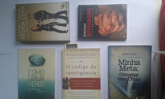 Livros De Controle E Psicologia