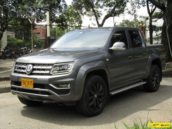 Volkswagen Amarok Extreme 3000 Cc At 4x4 Turbo