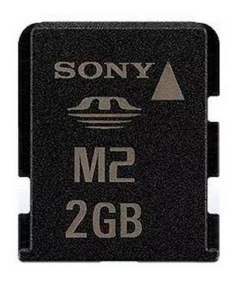 Kit 5 Un - Cartão De Memória Sony M2 2gb