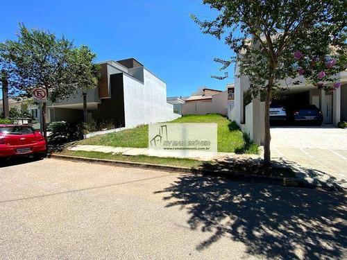 Terreno À Venda, 250 M² Por R$ 280.000,00 - Condomínio Vila Do Bosque - Sorocaba/sp - Te0760