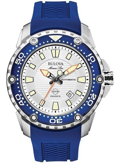 Relógio Bulova Marine Star Automatic Wb31809f