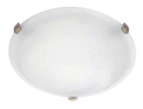Plafon Murano De 12  30.5cm Blanco Pl-12