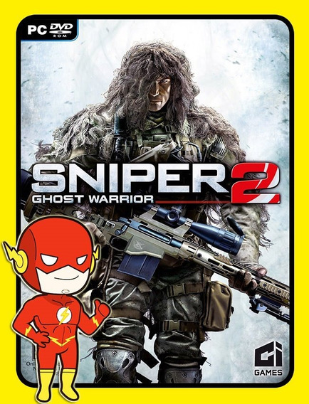 Sniper Ghost Warrior 2 Pc - Steam Key (envio Flash)