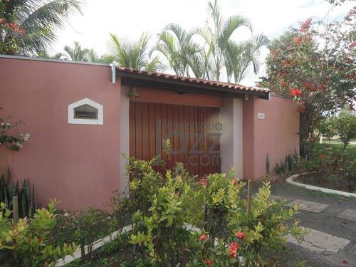 Chácara Com 4 Dormitórios À Venda, 2080 M² Por R$ 1.000.000 - Chácara Cruzeiro Do Sul - Sumaré/sp - Ch0101