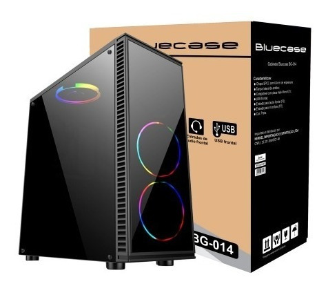 Cpu Pc Gamer Core I5 1155 8gb Ssd 240gb