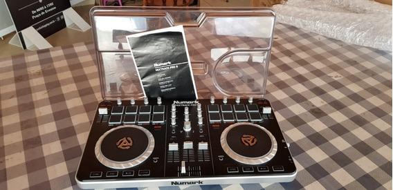 Controladora Profissional Dj Numark Mixtrack Pro 2 Usada