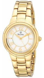 Reloj Bulova Classic 97l131 Mujer | Original Agente Oficial