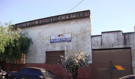 Casa Comercial Para Locação, Boa Vista, Limeira. - Ca0161